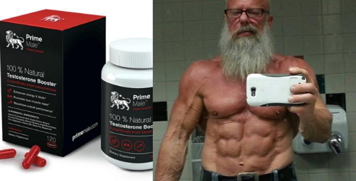 build testosterone